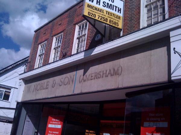 Amershams Old Shops